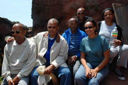 Abyssinian Baptist Church 1808-2008, Ethiopia Pilgrimage