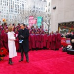 Aby Choir Today Show with Hosts