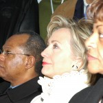 Hillary Clinton at Abyssinian