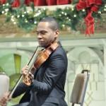 Violinist for Handel's Messiah