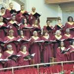 Choir for Handel's Messiah