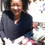 woman-serving-cupcakes (Bob Gore)