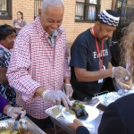 homecoming-sunday-serving-with-a-smile (Bob Gore)