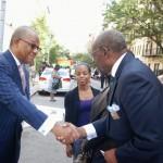Homecoming-Rev-Butts-shaking-hands (Bob Gore)