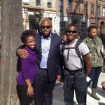 Minister-Rashad-Moore-with-Youth-at-Abyssinian