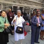 Homecoming-Sunday-usher-at-ministry-fair (83) (Sharon R. King)