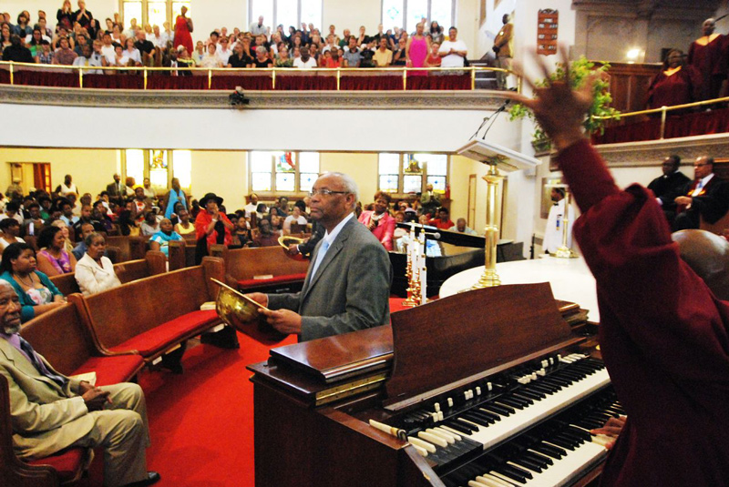 Your Gift to Abyssinian Baptist Church